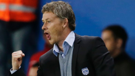 Ole Gunnar Solskjaer has been handed the task of keeping Cardiff City in the English Premier League. The Norwegian has never managed in England before but does have experience in his homeland, where he led Molde to two league titles and a cup win.