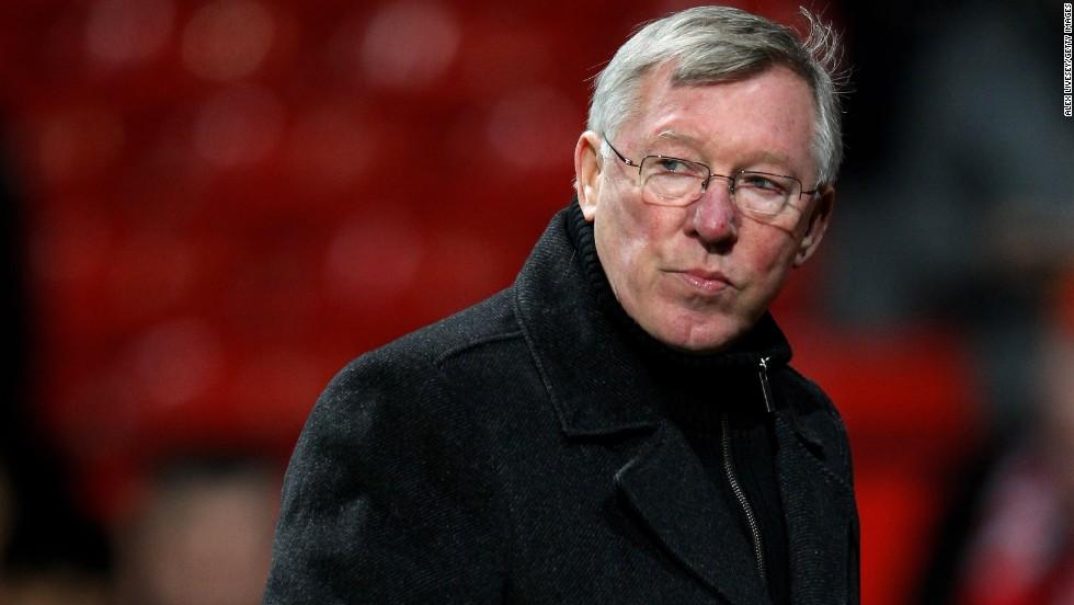 Alex Ferguson Retires As Manchester United Manager Cnn