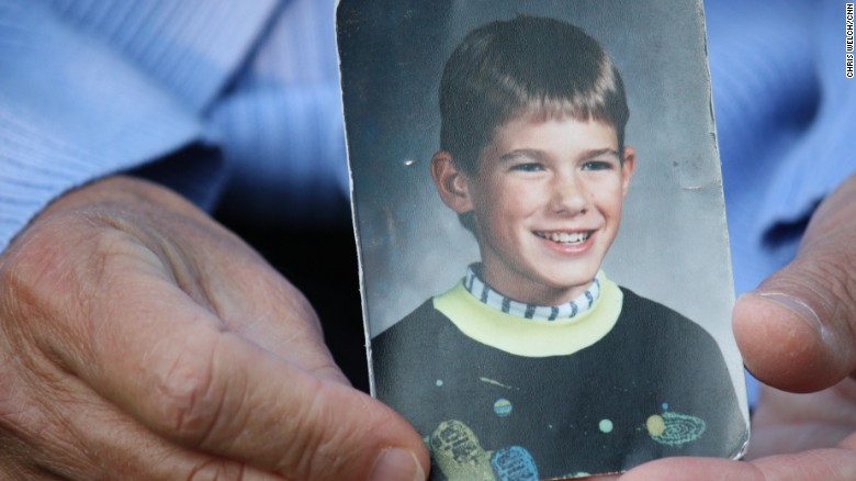 Where is Jacob Wetterling?