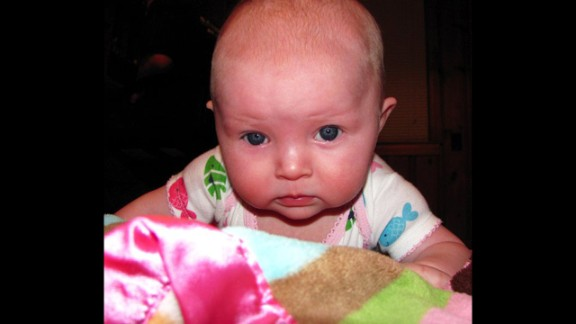 Lisa Irwin's father arrived at their Kansas City home from work to find the door unlocked, the lights on and a window tampered with. Lisa's mother said she last saw the 11-month-old the evening before. Dozens of investigators, including police and FBI personnel, have conducted numerous searches for the missing girl but have come up empty.