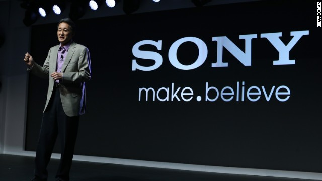 Forty of Sony's top executives, including Kazuo Hirai, the chief executive since last year, are to give up bonuses worth 30-50 per cent of their pay.