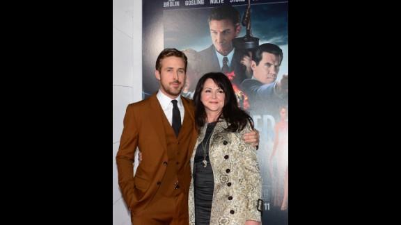 Ryan Gosling's mom, Donna.