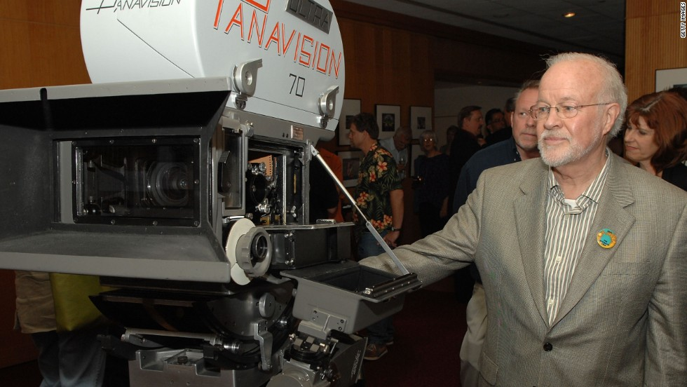 Special-effects master Trumbull pushes new movie format - CNN