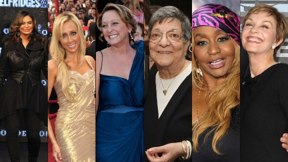 Think you know which celebrities calls these women mother? Take a look and find out.