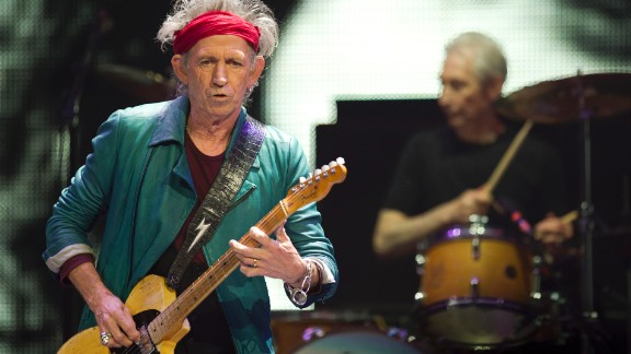 Rolling Stones guitarist Keith Richards apparently  has a jones for comfort food. He reportedly eats his favorite, shepherd's pie, frequently while touring and refuses to let anyone else break the crust before he gets a share. Stereophonics drummer Stuart Cable wrote in his memoir about learning this lesson backstage from Mick Jagger after dishing up a heaping helping of pie.