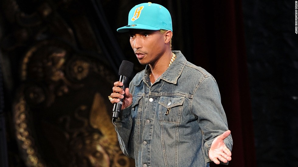 "Artist and record producer Pharrell Williams could easily slide into Jackson's chair. The ""Get Lucky"" singer knows what it takes to be successful in the industry, and his cool demeanor might even help keep the drama at bay."