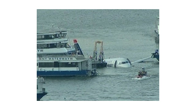2010: 'Miracle on the Hudson' remembered