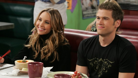 """Bynes landed not only a hit TV series with """"What I Like About You,"""" on which she starred with Jennie Garth from 2002 to 2006, but also reportedly a new boyfriend. Bynes and co-star Nick Zano reportedly began dating in 2003."""