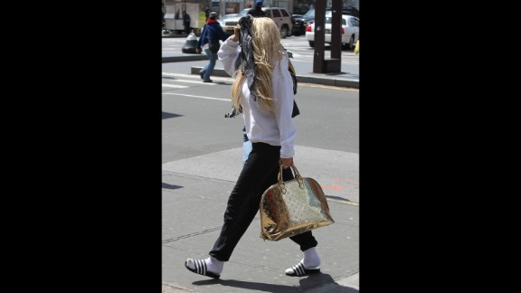 Between her tweets and her attention-grabbing appearances in NYC, it is easy to forget that Bynes also has legal issues. She was sentenced to three years of probation for her suspended license case in early May. On May 23, she was arrested in New York after allegedly tossing drug paraphernalia out of the window of her apartment.