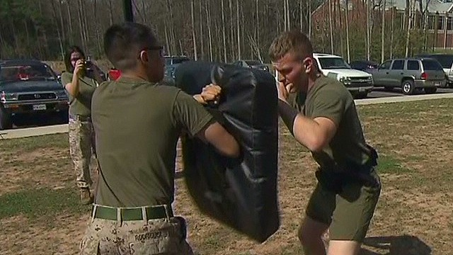 marines train for expanded embassy guard program cnn On consul training