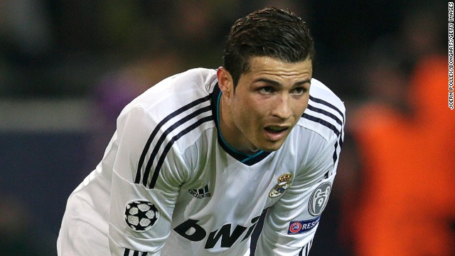 Substitute Cristiano Ronaldo could not lift Real Madrid to victory against Espanyol in Barcelona on Saturday.