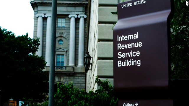 IRS admits it targeted tea party groups