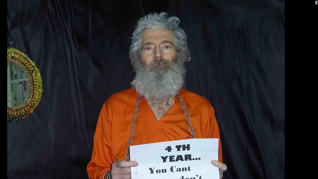 "Retired FBI agent Robert Levinson <a href=""http://www.cnn.com/2014/01/21/us/iran-levinson-family-speaks/index.html"">has been missing since 2007.</a> His family says he was working as a private investigator in Iran when he disappeared, and multiple reports suggest Levinson may have been working for the CIA. His family told CNN that they have long known that Levinson worked for the CIA, and they said it's time for the government to lay out the facts about Levinson's case. U.S. officials have consistently denied publicly that Levinson was working for the government, but they have repeatedly insisted that finding him and bringing him home is a ""top"" priority. <a href=""http://www.cnn.com/2015/03/09/middleeast/us-robert-levinson/index.html"" target=""_blank"">The FBI increased its reward</a> for information on Levinson from $1 million to $5 million."