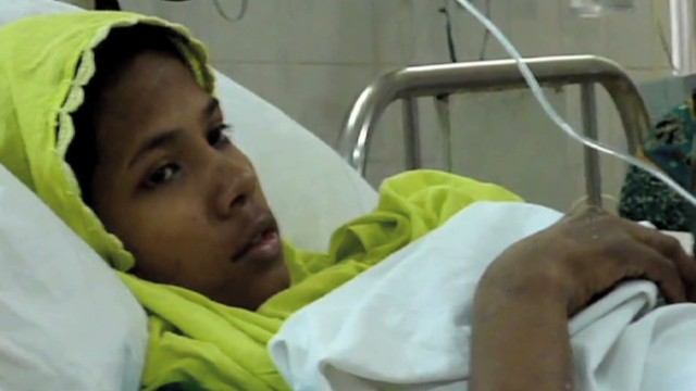 Bangladesh survivor remains in hospital