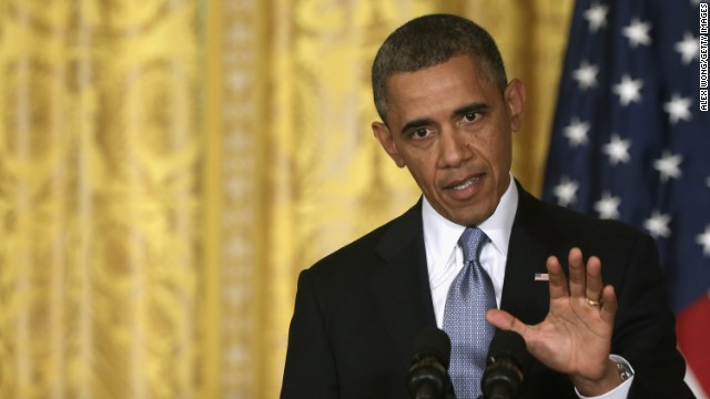 Columnist: Obama not leading on Syria