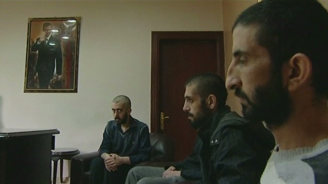 Inside Syria's intelligence headquarters