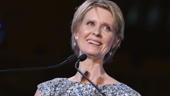 "Cynthia Nixon not only joined the cast of Showtime's ""The Big C,"" about a woman battling the disease, and portrayed a woman with cancer in the Broadway play ""Wit"" -- Nixon was diagnosed with breast cancer in 2006."