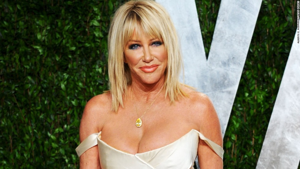 """Three's Company"" star Suzanne Somers <a href=""http://piersmorgan.blogs.cnn.com/2012/05/07/suzanne-somers-on-stem-cell-surgery-were-not-that-far-away-from-being-able-to-regrow-limbs/?iref=allsearch"" target=""_blank"">spoke with CNN's Piers Morgan in 2012</a> about her stem cell surgery and her bout with breast cancer. She was diagnosed in 2001, which is when she began researching alternative methods to reconstructive surgery."