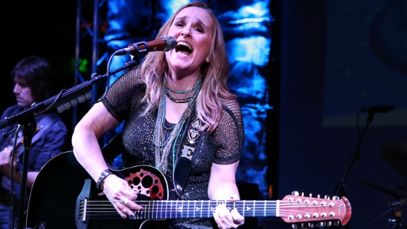 Singer Melissa Etheridge became an advocate for the use of medical marijuana after her 2004 breast cancer diagnosis.