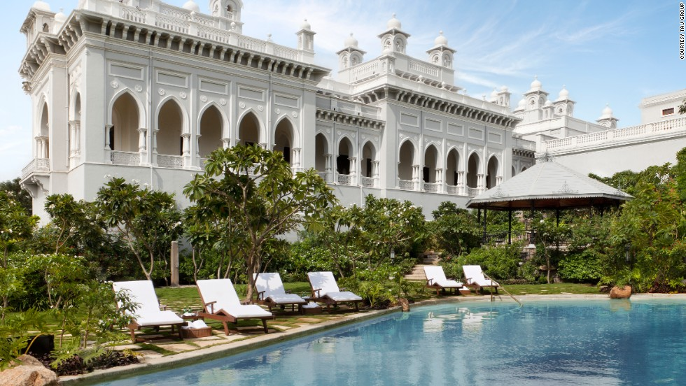 Indias Hotel Palaces Residences Fit For A King