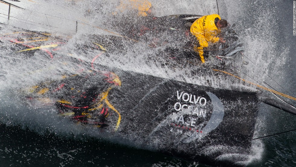 Launched in 1973, the Volvo Ocean Race is one of the toughest sporting competitions on the planet, claiming three lives in the first race alone.