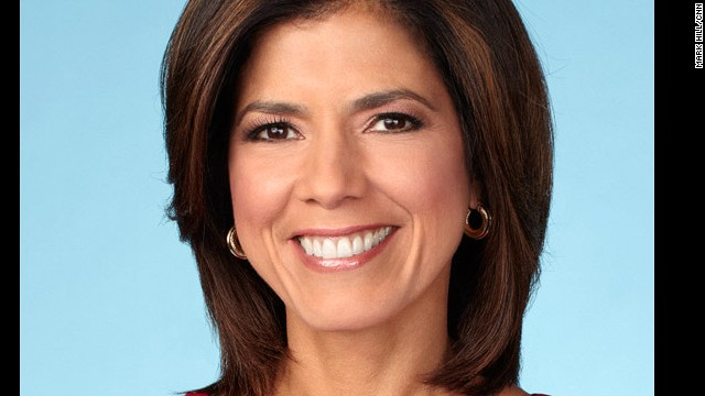 "Zoraida Sambolin is co-anchor of CNN's ""Early Start."""