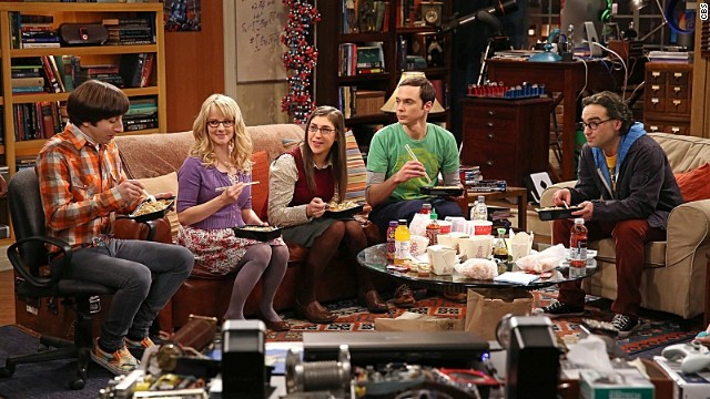 "CBS execs noted during a conference call Wednesday that ""The Big Bang Theory"" is the biggest comedy on broadcast TV."