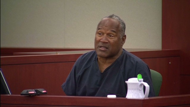 O.J. Simpson tries to explain himself