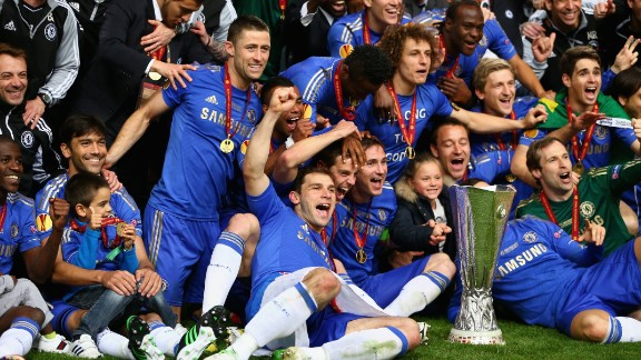 One year on from winning the Champions League, Chelsea