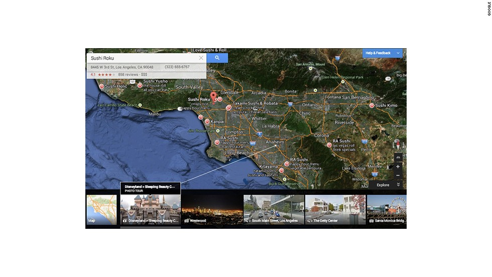 New google maps adds ipad android tablet versions cnn google maps had a new version released with quotintelligent re routingquot that gumiabroncs Gallery