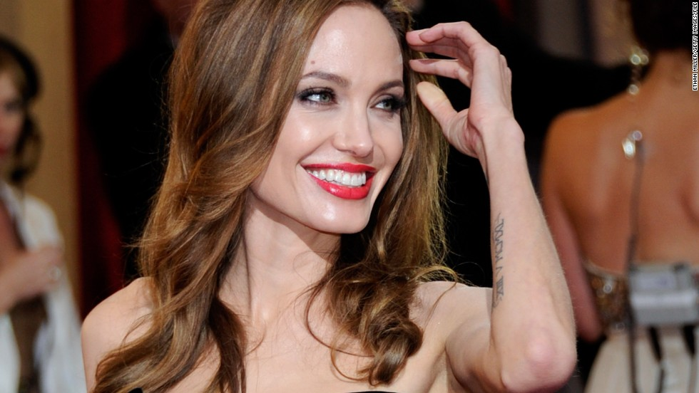 Five Reasons We Love Angelina Jolie