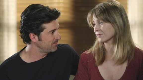 """Grey's Anatomy"" star Patrick Dempsey's character Derek Shepherd -- aka Dr. McDreamy -- died in a car wreck."
