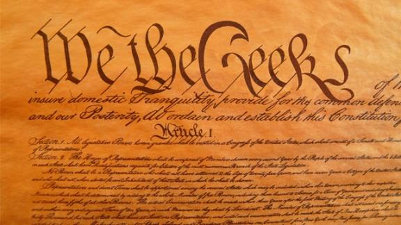 Hear ye! Hear ye! The geeks of America would like to be heard.