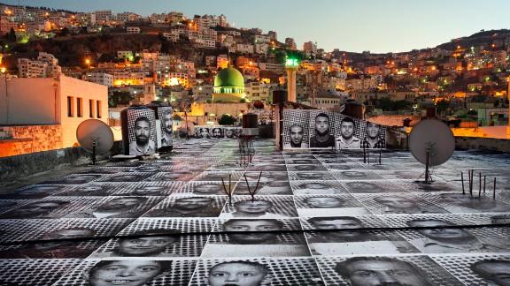 Nablus, West Bank, 2011.