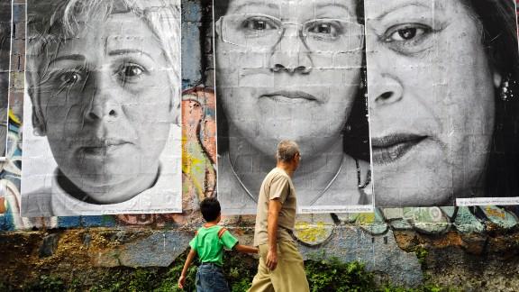 Caracas, Venezuela, 2011.