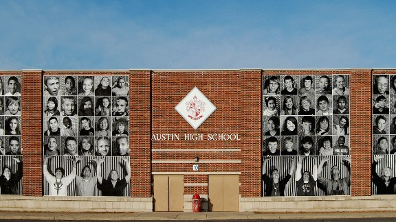 Austin, Minnesota, 2012.
