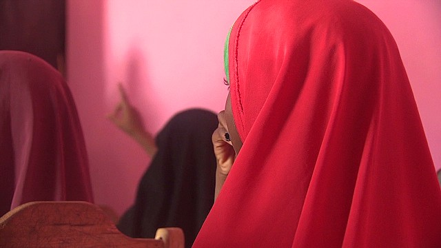 Inside the rape crisis center that's helping Somalia's women