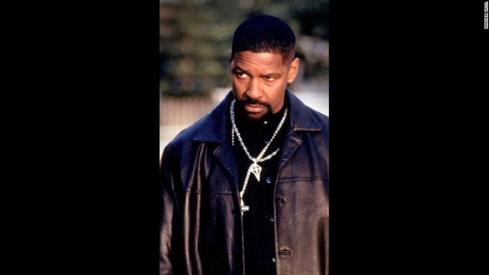"The other 2001 Oscar nominees ""ain't have s**t"" on Denzel Washington's Alonzo Harris. The actor's role in ""Training Day"" allowed him to play a cutthroat and egomaniacal character, earning the star a best actor Oscar."