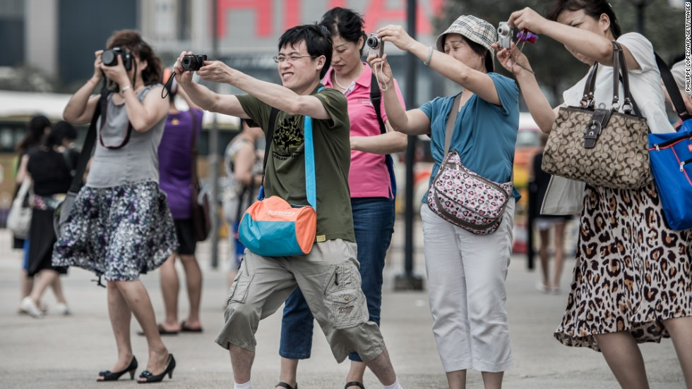 Vice Premier To Chinese Tourists Be Polite Cnn Travel