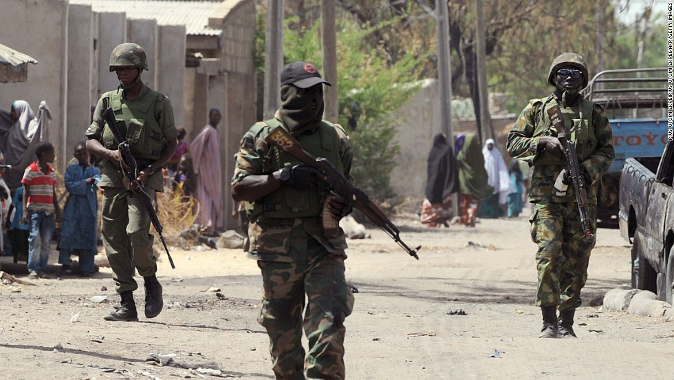 Coalition formed to battle Boko Haram
