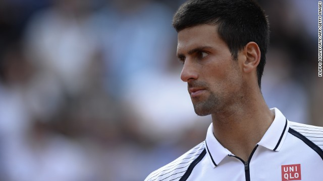 Novak Djokovic suffered his second early exit in as many clay court tournaments.
