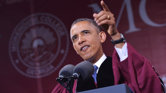 Every spring, college commencement addresses offer a chance to hear life lessons from a who