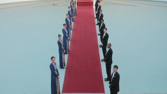 Are you being served? From royals to wealthy visitors, butlers are popular in Gulf states.
