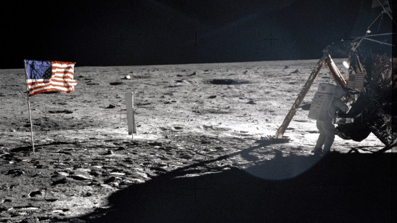 Astronaut Neil Armstrong became the first man to set foot on the moon during the Apollo 11 mission on July 20, 1969.