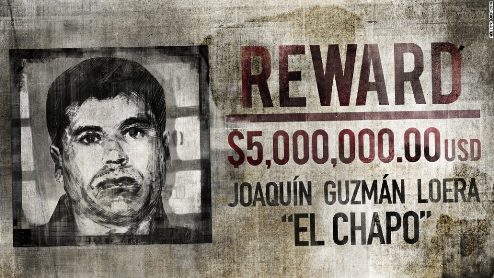 Drug lord 'El Chapo' profiled