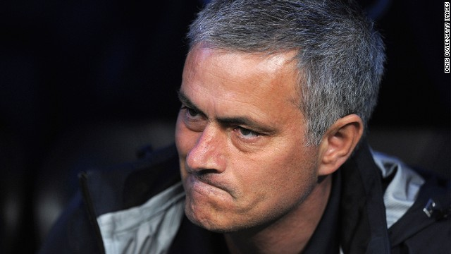 Jose Mourinho will leave Madrid at the end of the season after three years in charge