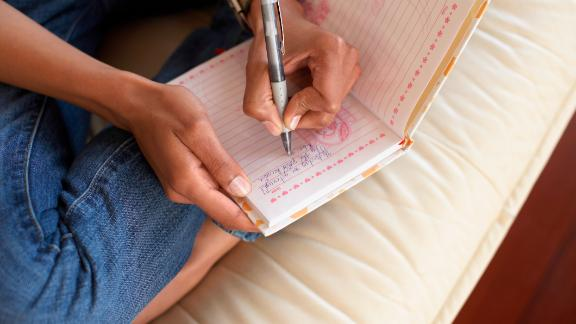 Just two 10-minute affirmation writing activities in the weeks before a stressful event may help.