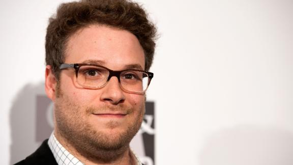 """Seth Rogen co-wrote and co-directed the 2013 summer comedy """"This Is the End,"""" in which he also stars."""