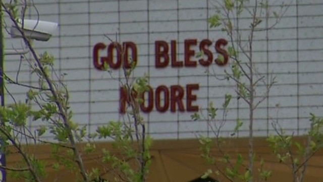 'God bless Moore'