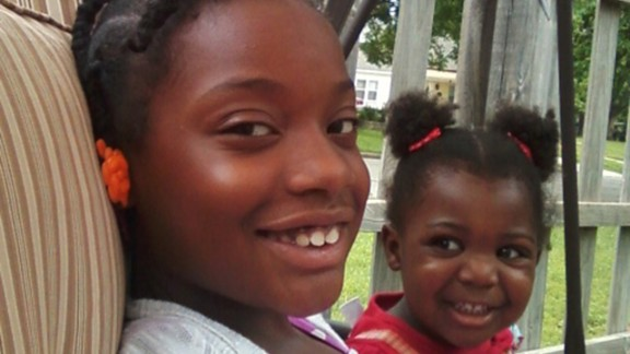 Ja'Nae Hornsby, 9, is among the children killed at the school, her father says.